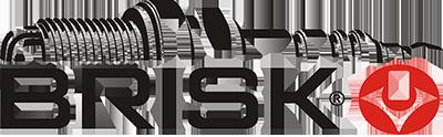 Brisk Indonesia Logo